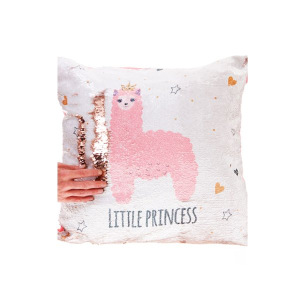 Lille prinsesse sofapude